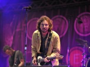 Os Pearl Jam voltam aos discos Foto: Ricardo Costa / Optimus Alive