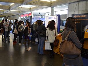 A feira de emprego decorre entre 11 e 13 de março na Faculdade de Economia da Universidade do Porto Foto: Arquivo JPN