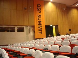 A conferência internacional decorreu no auditório principal da Exponor Foto: Francisca Paiva