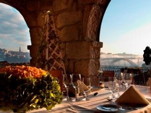 O restaurante Barão Fladgate foi galardoado pelo terceiro ano consecutivo FOTO: DR
