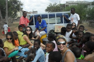 Quem quiser pode partir para Moçambique voluntariamente e trabalhar no terreno Foto: DR