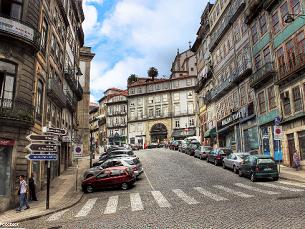 """O Largo de São Domingos, o Largo dos Lóios e a Rua das Flores vão ser o palco do """"A Festa é Aqui!"""", no dia 29 de março Foto:"""