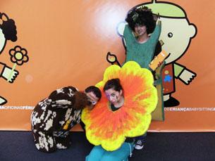 Salão de Artes Criativas tem portas abertas até domingo Foto: Inês Figueiras