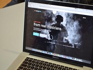 A SongVice é uma das empresas portuguesas a participar no Rockstart Accelerator Foto: Ana Sofia Figueiredo