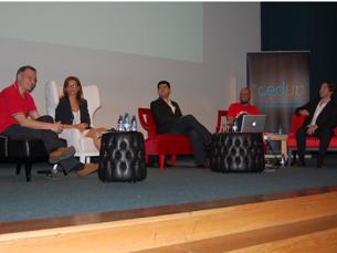 Exemplos de sucesso empresarial falam da importância de ser empreendedor Foto: Sofia Maciel