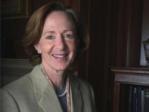 Susan Hockfield é a 16ª presidente do Massachussetts Institute of Technology Foto: DR