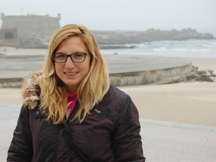 Teresa Portela foi embaixadora do ano internacional da juventude em 2011 Foto: Daniela Neto