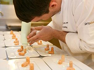 A partilha de experiências entre os convidados e os Chefes é um dos principais objetivos da iniciativa Foto: DR