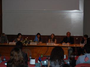 UPMUN 2010 simulou os trabalhos realizados na Organização das Nações Unidas Foto: Isabel Silva