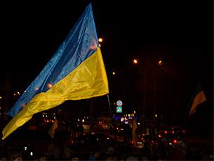 A luta ucraniana chega também ao Porto Foto: Михаил Якименко/Flickr