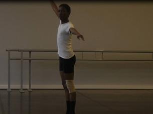 Bailarinos continuam a ser alvo de preconceitos Foto: Catarina Campos