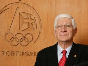 Vicente Moura abandona o cargo a 31 de Dezembro deste ano Foto: Comité Olímpico de Portugal