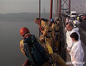 Greenpeace vai promover pesca sustentável em Portugal Foto: Greenpeace