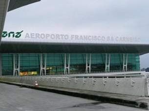 O Aeroporto Sá Carneiro serviu um número recorde de passageiros em Julho Foto: Arquivo JPN