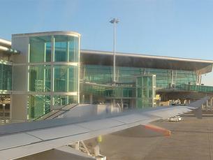 O aeroporto está actualmente sob a gestão da ANA Foto: Flickr