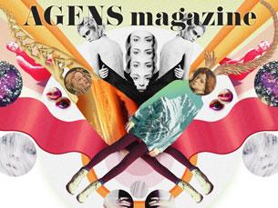 Agens é a primeira revista russa dirigida a lésbicas e chegou, recentemente, às bancas Foto: DR