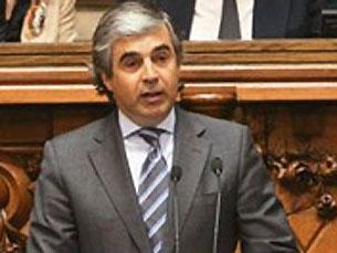 O deputado do PSD foi um dos oradores convidados na conferância Foto: PSD
