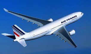 A queda do avião da Air France matou as 228 pessoas a bordo Foto: DR