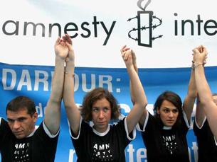 Amnistia Internacional acusa França de desrespeito pelos Direitos Humanos Foto: Arquivo JPN
