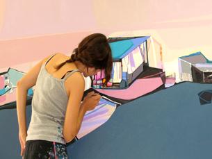 """Os alunos de Pintura, por exemplo, """"vivem sufocados no espaço de trabalho"""", diz a Associação Foto: Arquivo JPN"""