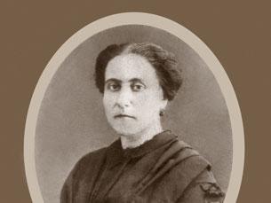 Ana Plácido também escrevia, assinando com o pseudónimo Gastão Vidal de Negreiros Foto: DR