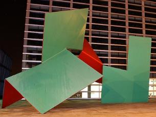 O pintor representou o país em várias bienais Foto: iNelsonRocha/Flickr