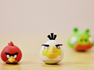 Angry Birds em nova versão no final do ano Foto: sarit/Flickr