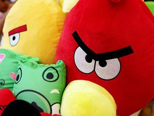 Angry Birds é um dos jogos indie mais bem sucedidos Foto: Susanti