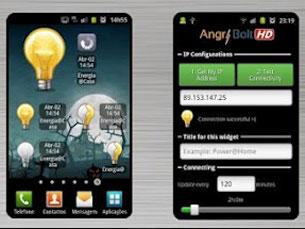 Angry Bolt está disponível no Google Play desde meados de abril Foto: DR