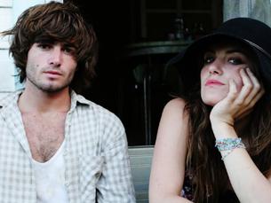 Angus & Julia Stone, irmãos australianos, atuam no festival a 28 de junho Foto: DR