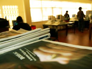 A Universidade do Porto encontra voz no JPN Foto: Ricardo Fortunato