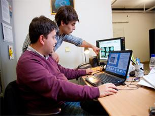 A ANR é uma empresa de jovens empreendedores da UP Foto: Bruno Nacarato