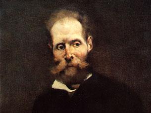 Antero de Quental acabaria por se suicidar em 1891 Foto: DR