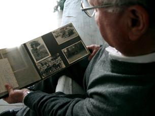 António Lopes diz que a doença fez dele uma pessoa mais nervosa Foto: Cláudia Sobral