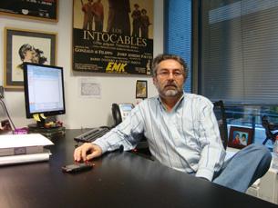 O jornalismo de investigação é o mais seguro, diz Antonio Rubio Foto: Nuno de Noronha