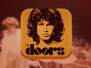 "A ""The Doors App"" está disponível na Apple Store Foto: DR"