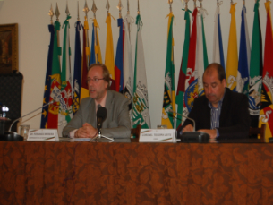Ambos os discursos apelaram à consciência dos cidadãos Foto: Silvana Cunha