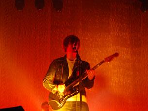 Os britânicos Arctic Monkeys marcaram a primeira noite do festival Foto: Liliana Pinho