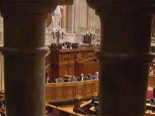 Até 1972, os deputados sabiam que o presidente da AR tinha chegado através do toque de um badalo Foto: Parlamento Global
