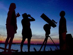 100 Horas de Astronomia é uma iniciativa global e assinala o Ano Internacional de Astronomia Foto: DR