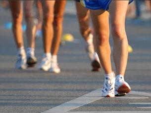 Jessica Augusto conseguiu o segundo melhor tempo português de sempre na maratona Foto: Arquivo JPN