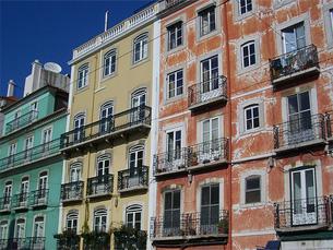 Há vários locais em Lisboa para onde as pessoas já não olham por estarem habituadas Foto: Flickr