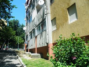 Vive nos bairros sociais 20% da população portuense Foto: Tiago Dias / Arquivo JPN