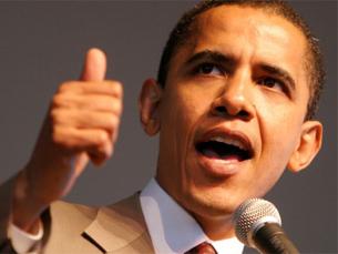 Barack Obama é o primeiro afro