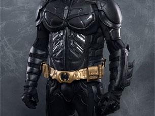 Parte da réplica do fato de Batman