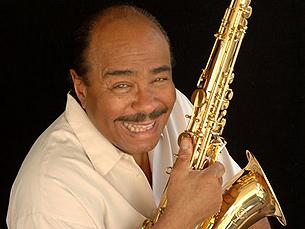Benny Goldson, nome cimeiro do jazz, actua a 21 de Abril, na Exponor Foto: DR