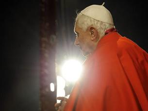 O cardeal Joseph Ratzinger é o quarto Papa a deixar o cargo de chefe da Igreja Católica Foto: Globovisión/Flickr