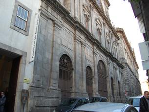 O anúncio dos vencedores vai ser feito no Mosteiro de São Bento da Vitória Foto: Arquivo JPN