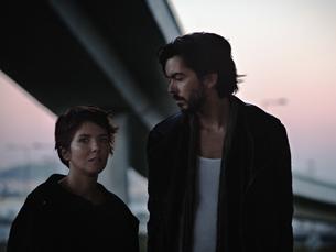 O duo portuense vai apresentar o primeiro LP Foto: DR