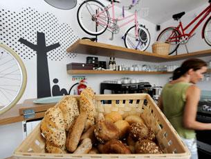 O Urban Cicle Café, no Porto, tem wi